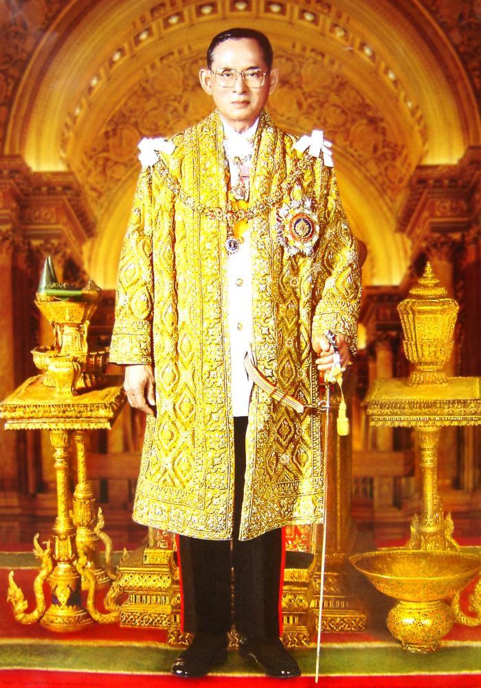 картинка короля таиланда бальное