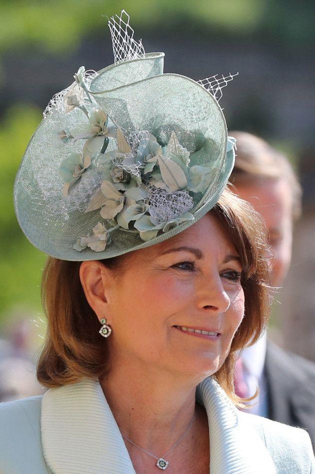 Мама Кейт Миддлтон впервые рассказала прессе о королевскую семью и внуков