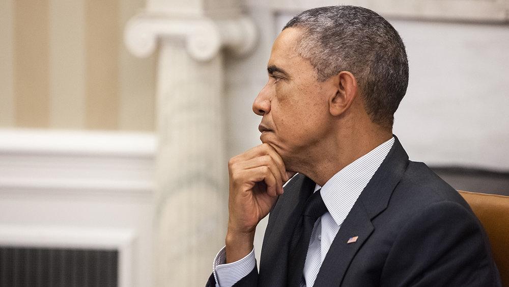"""Прощальный твит Обамы набрал рекордное количество """"лайков"""""""