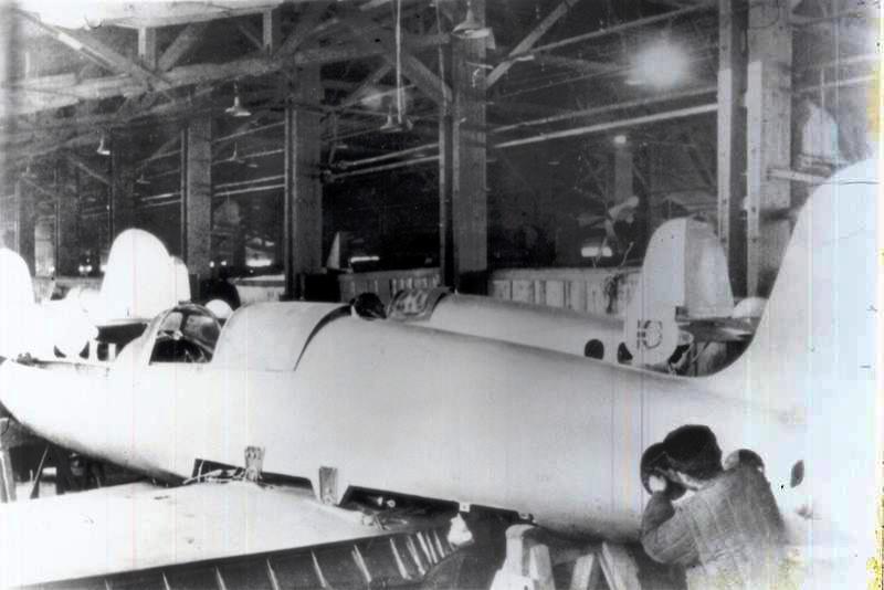 Очередная находка из истории авиации СССР