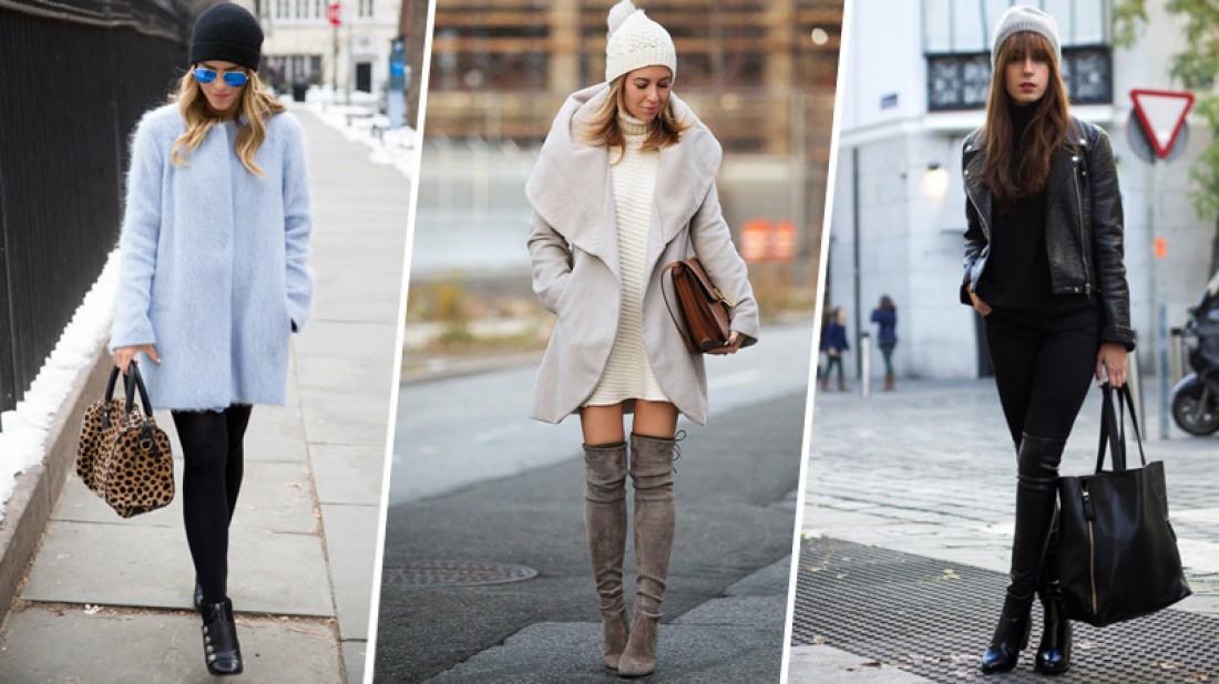 Шапка-бини: как выбирать и с чем носить этой осенью
