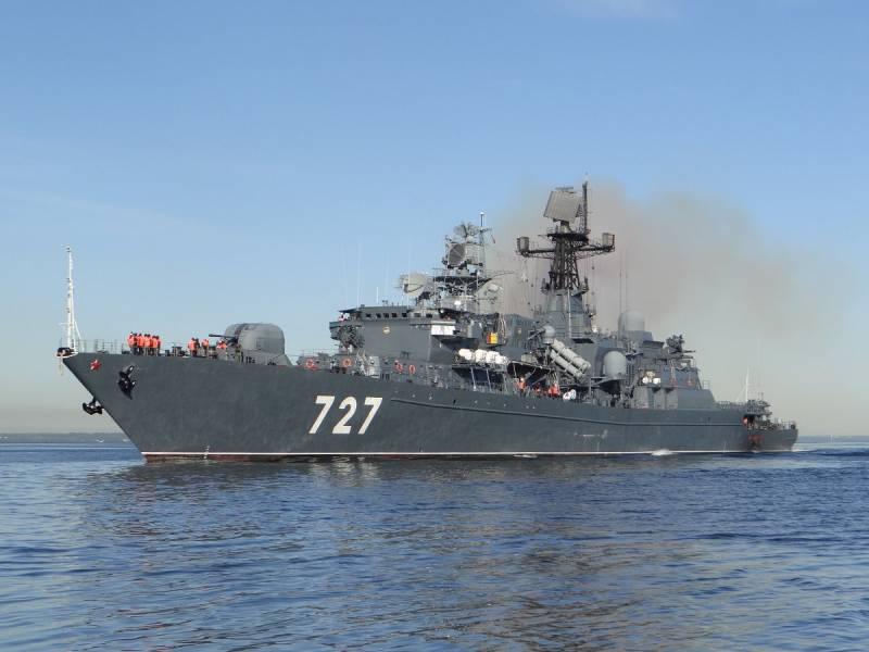 Военный флот России. Грустный взгляд в будущее. Фрегаты