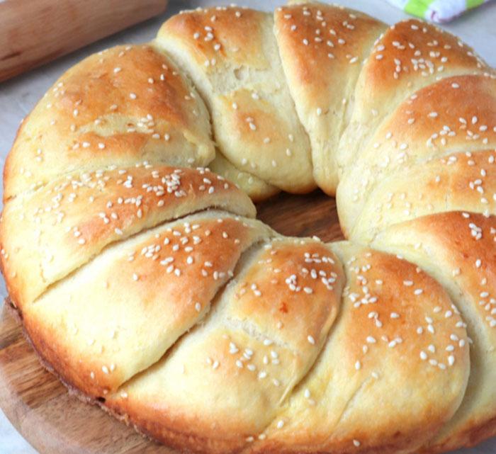 Отменный сербский хлеб