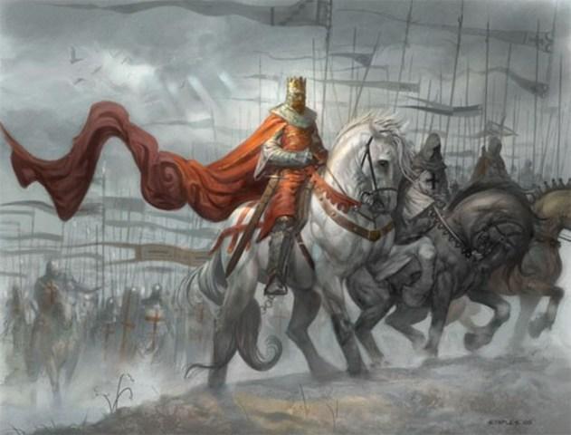Картинки по запроÑу cruzada de los reyes