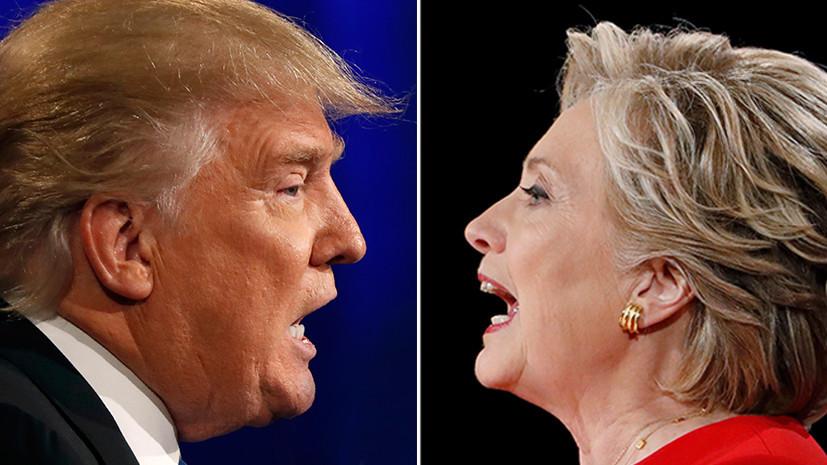 Результаты выборов в США – «восстание против элит»