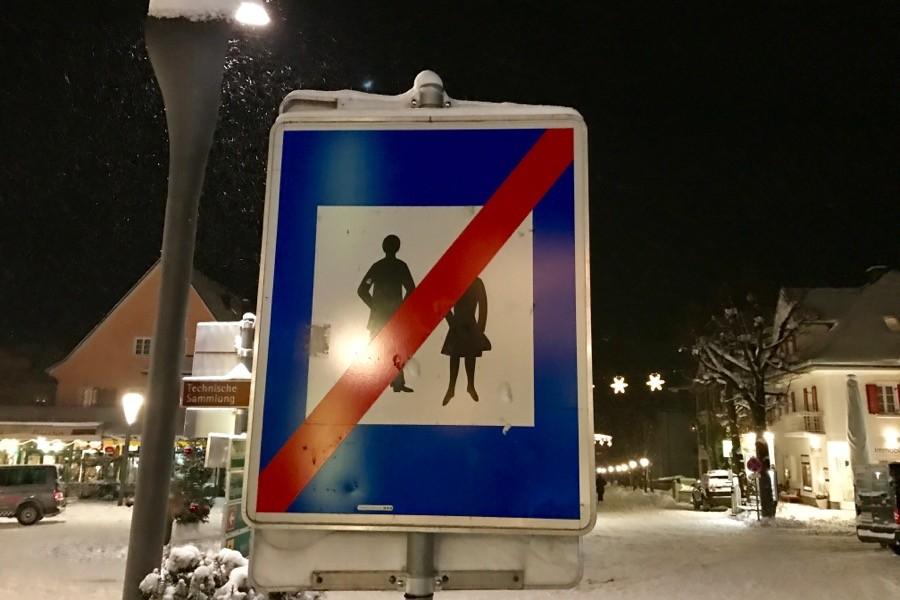 Пикантный австрийский знак, который никого не оставит равнодушным