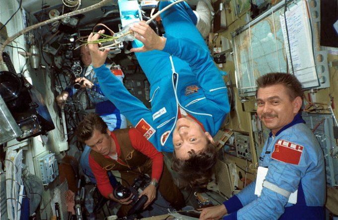 Женщины-космонавты, вошедшие в историю России