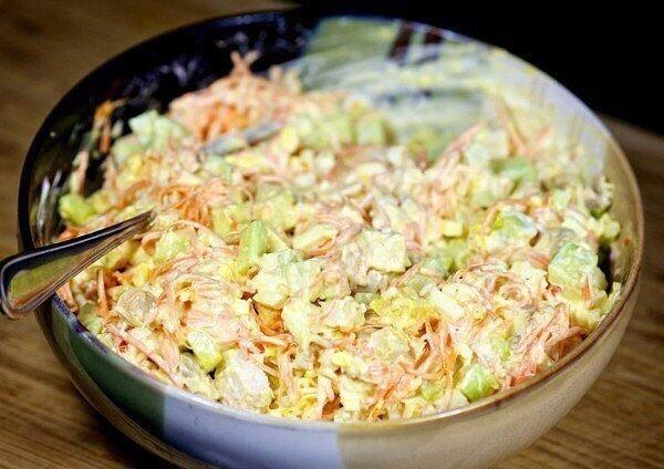 Обалденный морковный салат п…