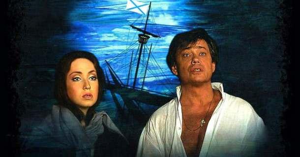 Самое восхитительное исполнение песни из оперы Юноны и Авось: «Я тебя никогда не забуду»