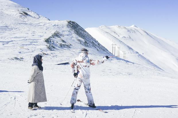 Что происходит на лыжных кур…