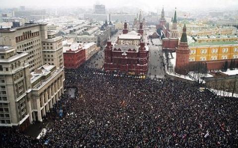 США готовят России переворот после выборов-2018