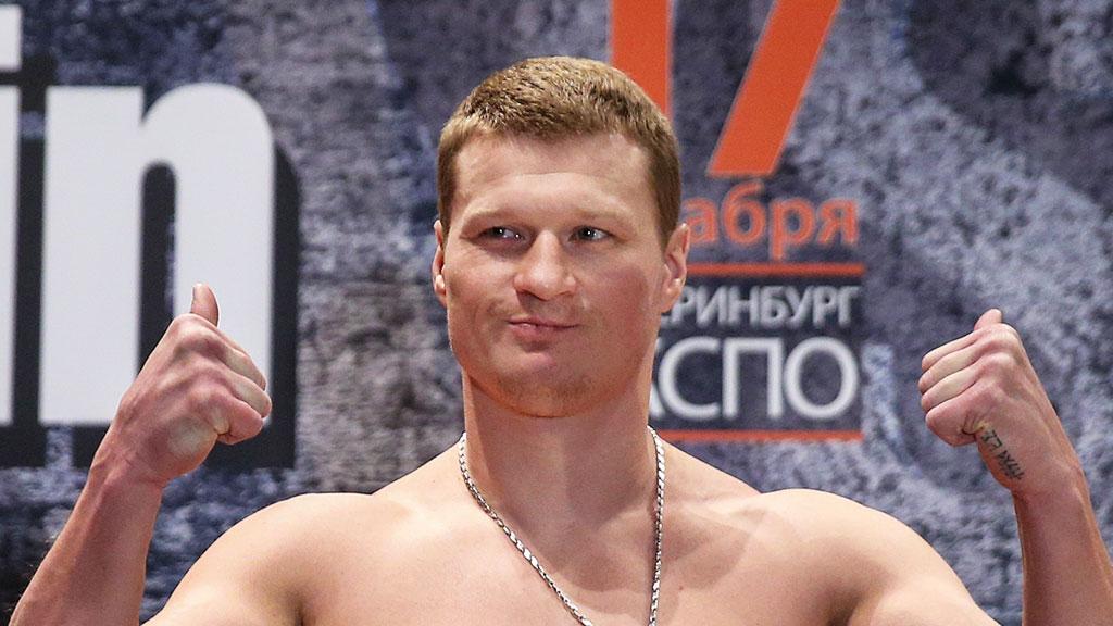 Мутко призвал Александра Поветкина и его команду ответить на обвинения в употреблении допинга