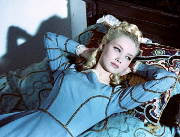 Прекрасные полячки в нашем кино и их русские любовники