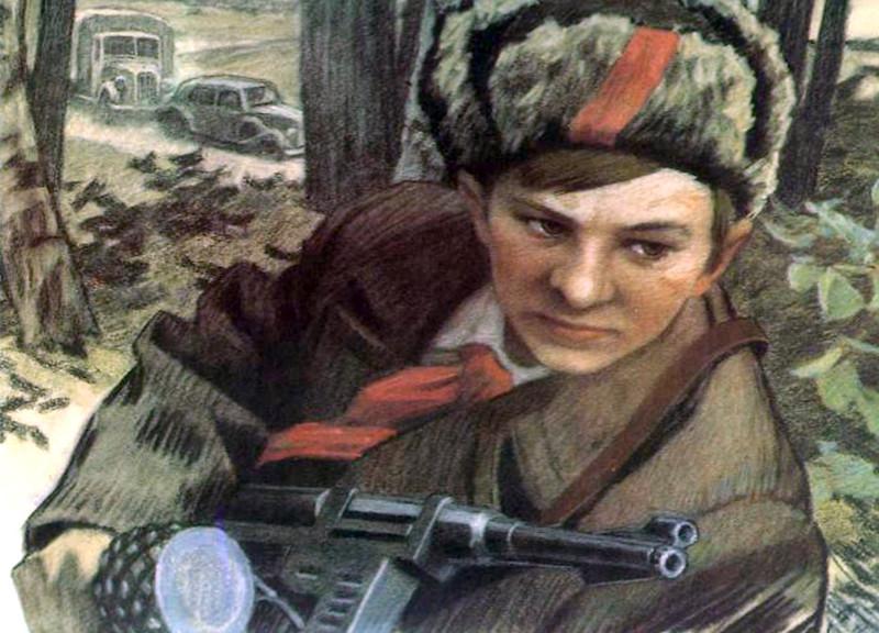 Герои Великой Отечественной …