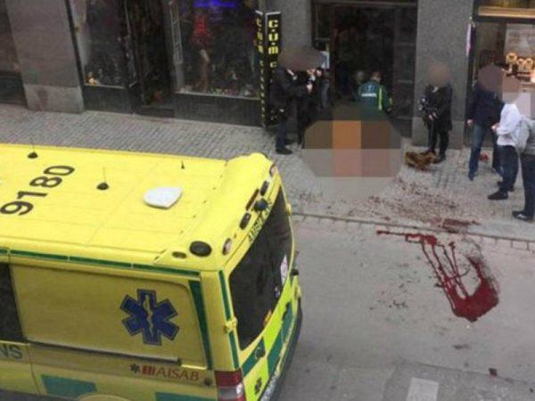 Швеция призвала осудить США,…
