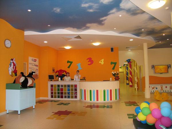 Фото 19 — Дизайн потолка в детской
