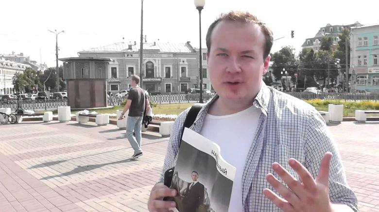 О том, как Албуров учил детей зарабатывать деньги для Навального