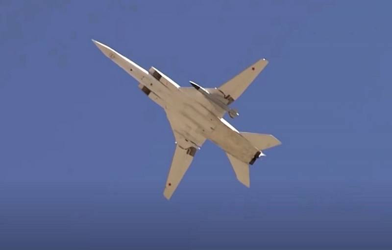 Ту-22М3 в Хмеймиме вооружились ракетами Х-22 «Буря» Новости