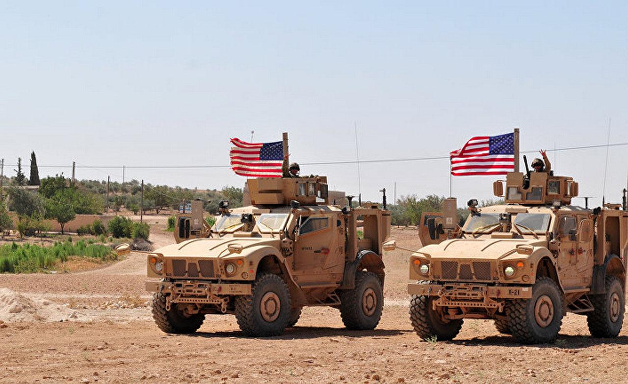 США в Сирии: уходят, но остаются