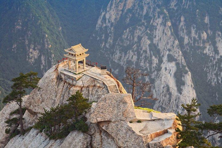 Тайна священных гор Китая