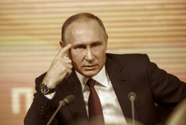 Ответ Путина заставил Лондон…