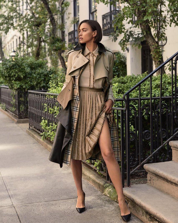Бежевый — любимый цвет миллионеров. Как научиться его носить? мода и красота,модные тенденции,модный цвет,одежда и аксессуары