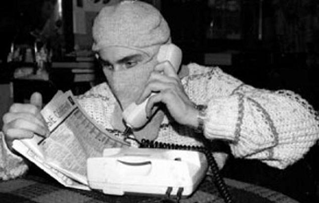«Последний звонок»: Телефонн…