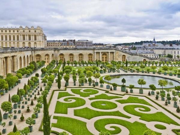 Париж, Версальский дворец