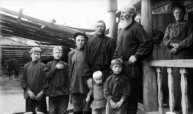 Кого считали русским до революции 1917 года (очередная любопытная версия)