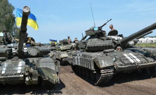 5 танковых бригад Украины гр…