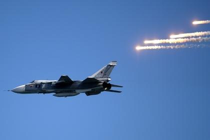 Российские Су-24 вынудили эсминец ВМС США отойти в нейтральные воды