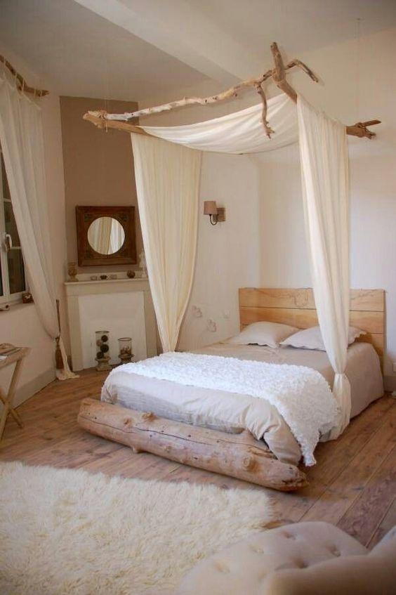 Дерево в спальне (подборка)