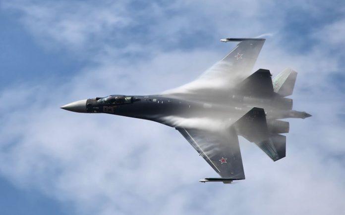 F-15EX: США скопировали не только «калаш», но и Су-35