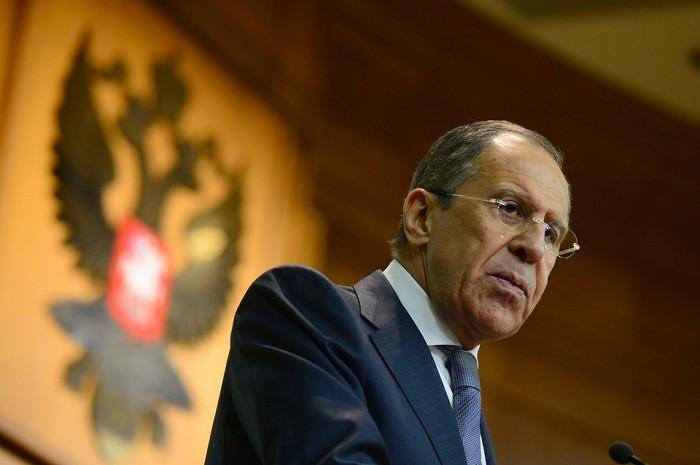 Сергей Лавров не видит смысла в диалоге с Украиной