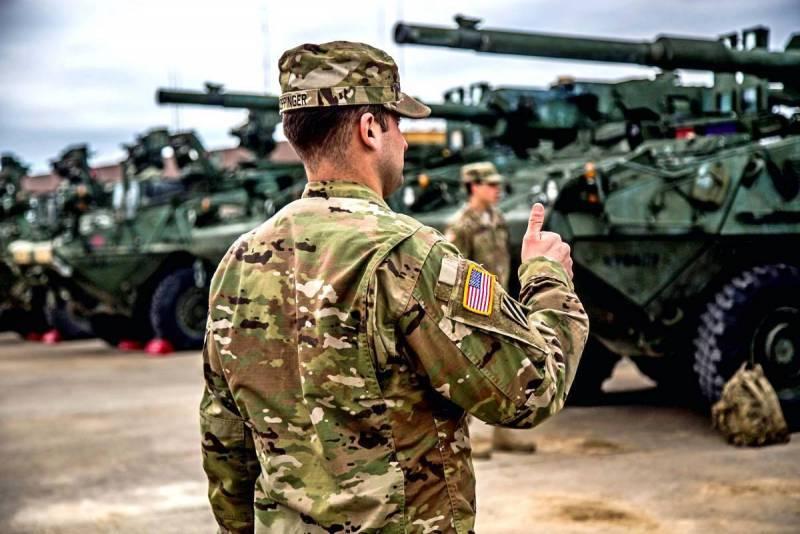 НАТО собирается сдержать «российские развёртывания» возле Украины