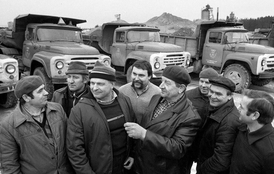Правда про командировки в СССР.
