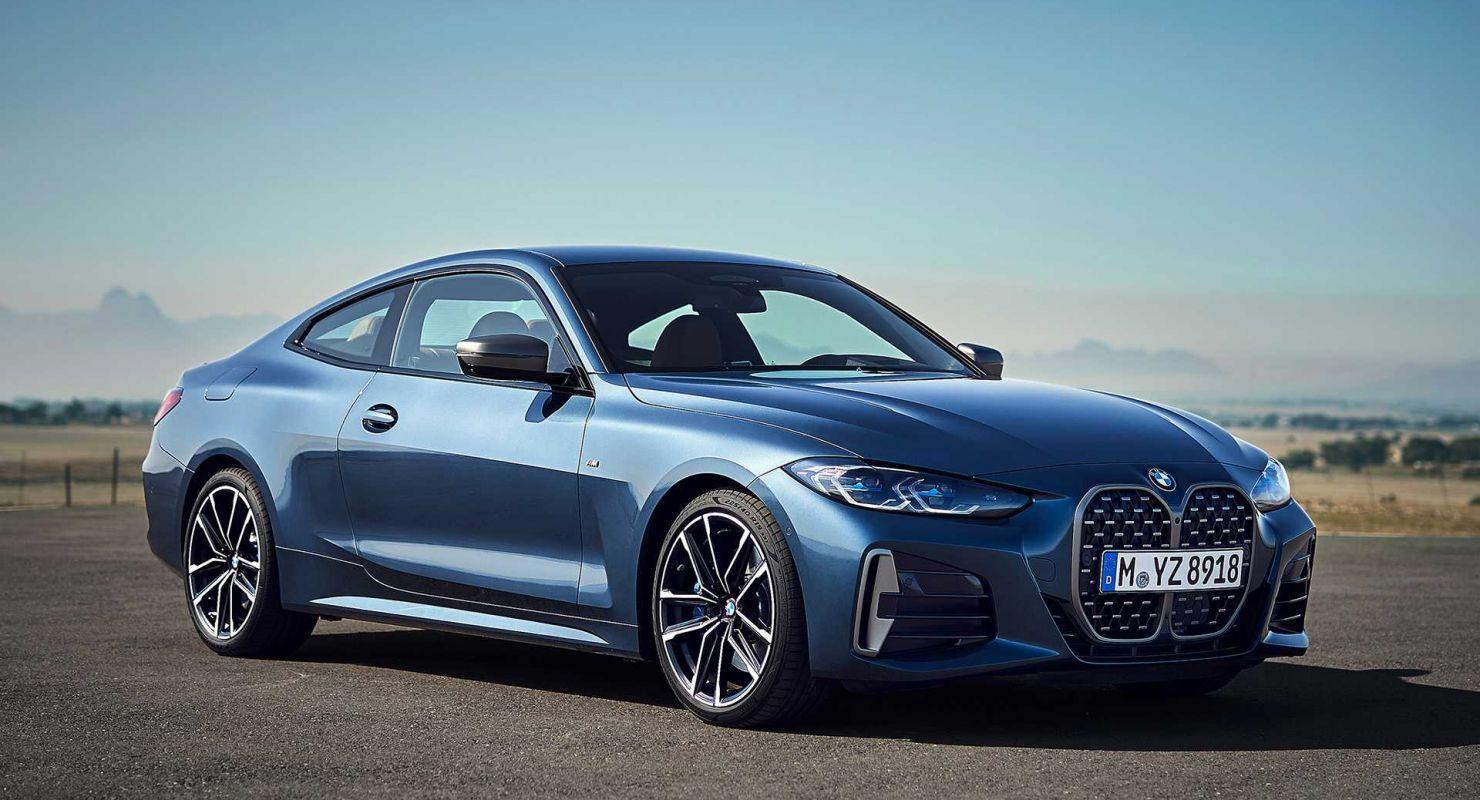 Обзор нового BMW 4-Series Coupe Автомобили