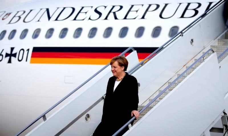Убийство Меркель, как повод для начала Третьей мировой