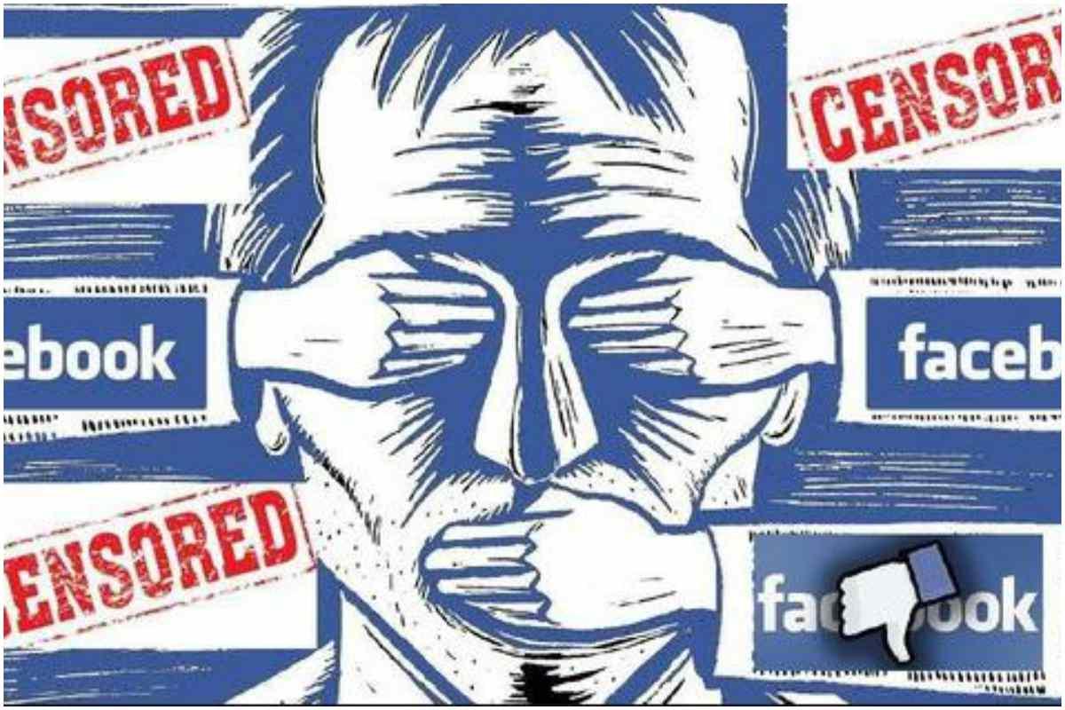 Война против свободы слова и мнения