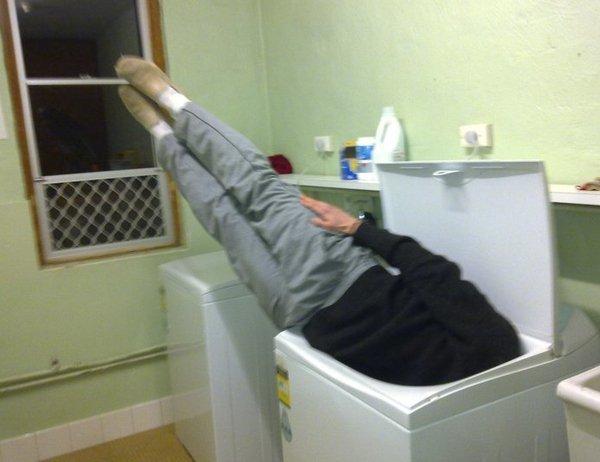 Когда лень мыть голову интересное, помощь, ситуации, фейлы, фото, юмор