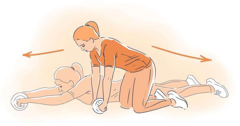 упражнения для похудения и подтяжки тела