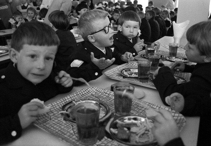 Вкус детства: секрет школьных котлет времен Советского Союза СССР, питание, школа
