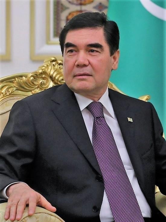 Гурбангулы Бердымухамедов предложил лечить коронавирус корнем солодки коронавирус,общество,Туркменистан