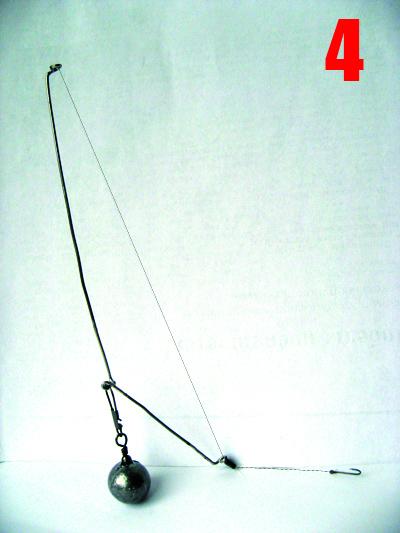 Шарнир - новая снасть для течения  (Заявка на изобретение)