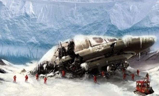 80-летняя тайна Третьего Рейха: секреты базы в Антарктике