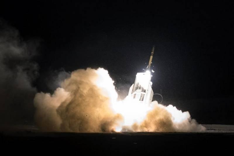 Ракеты Deep Strike: дубина н…