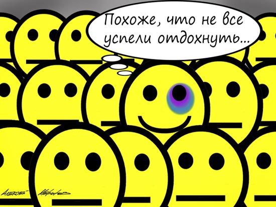 Спор Мясникова с Онищенко о новогодних праздниках вскрыл больную мозоль