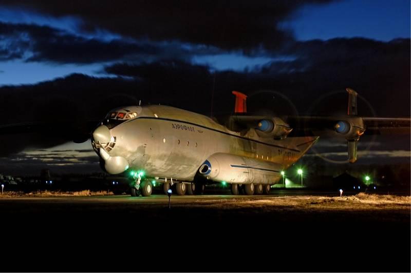 Крылатые гиганты: самые большие самолёты военно-транспортной авиации ввс