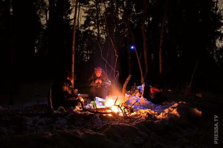 Мистическая история в лесу. С тех пор я седой