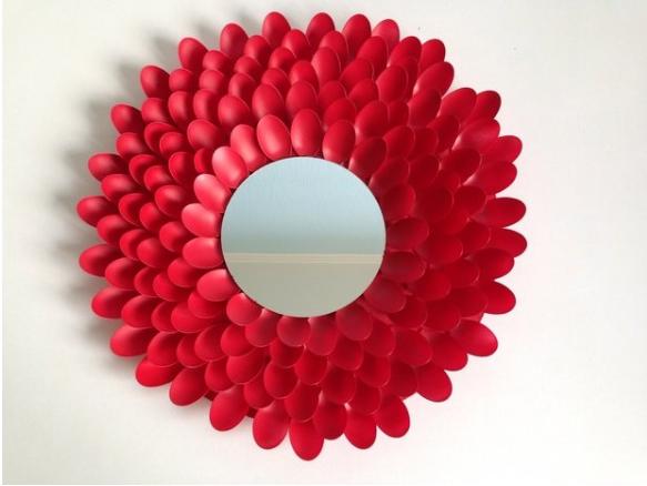 Делаем оригинальное зеркало: мастер-класс от Татьяны Костиной